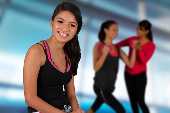 Impressive Workouts For Teenage Girls