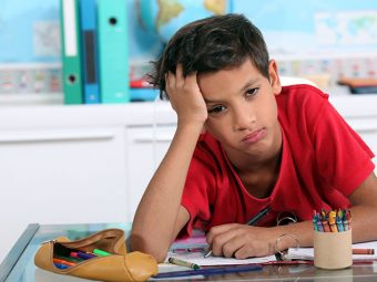 Is Your Child Losing Focus In School? This May Be The Reason Why