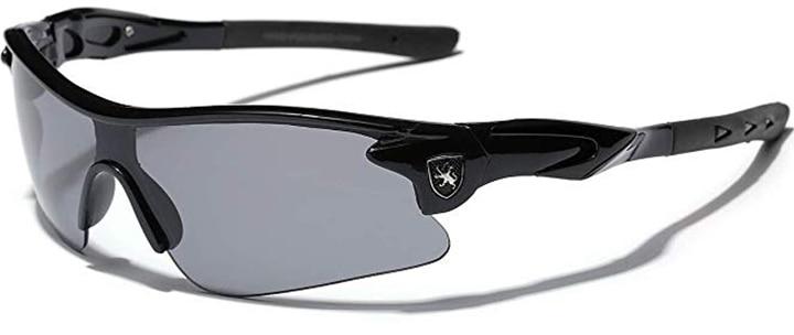 KHAN Half Frame Sport Sunglasses 3.8