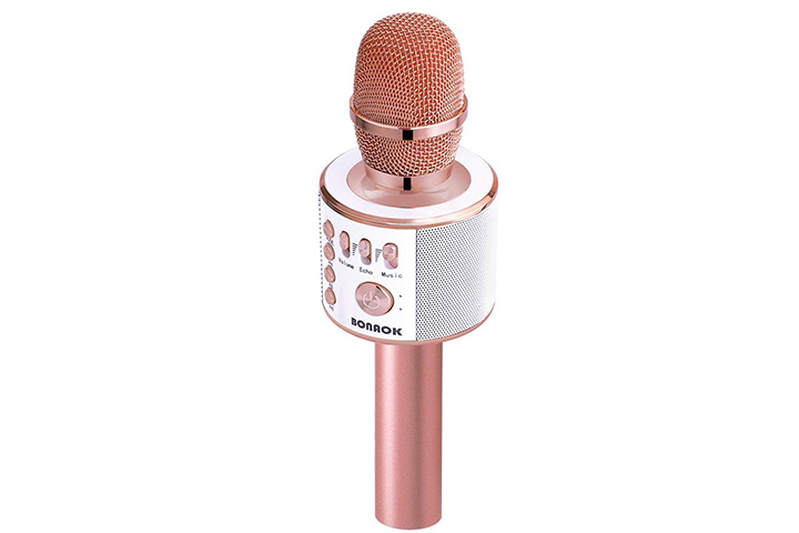 Karaoke Mic Speaker Machine