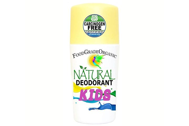 Kids Roll-On Deodorant
