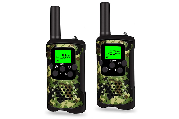 LETS GO DIMY Walkie Talkies for Kids