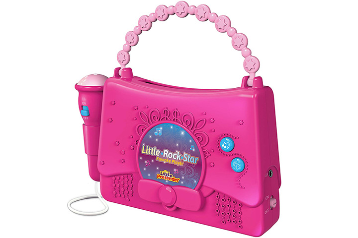 Little Pretender Karaoke Machine For Girls