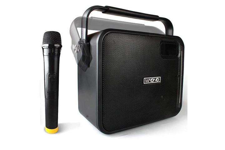 MAONO Wireless Mic Karaoke Machine