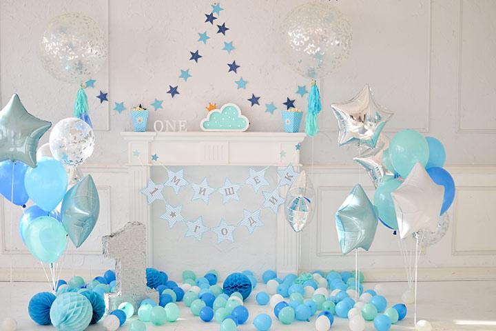 Party decoration idea