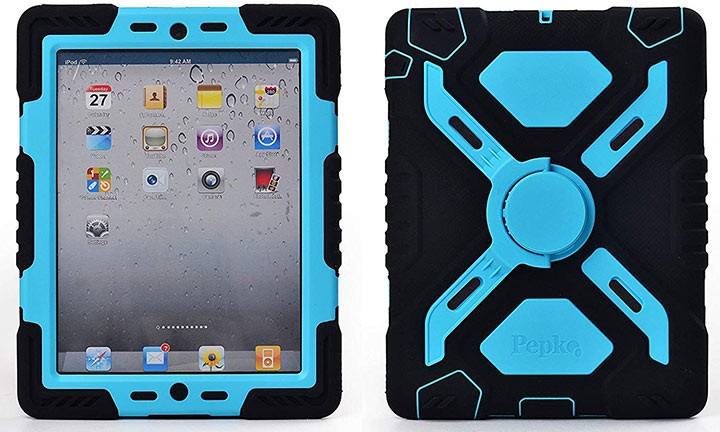 Pepkoo iPad Case