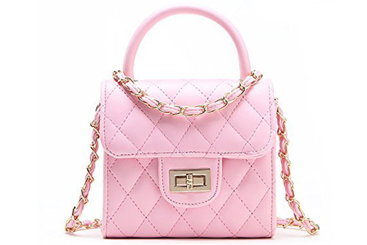 Pinky Family Fashion Handbags For Girls