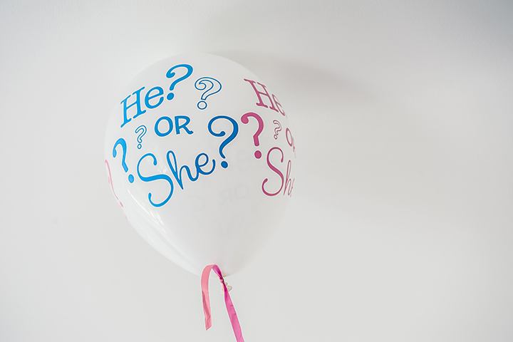 Shoot the balloon idea