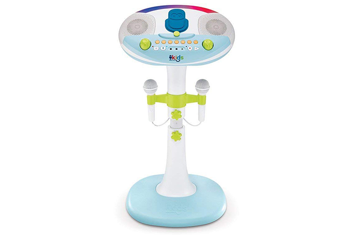 Singing Machine Kid's Pedestal Karaoke System