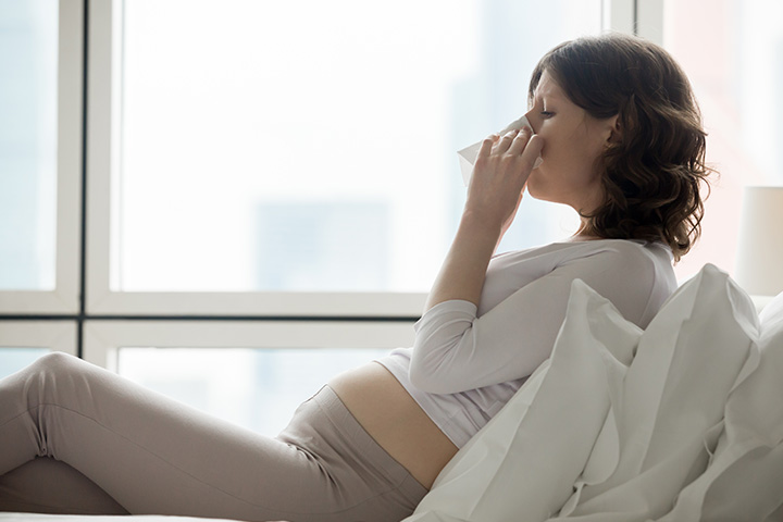 Sneezing During Pregnancy
