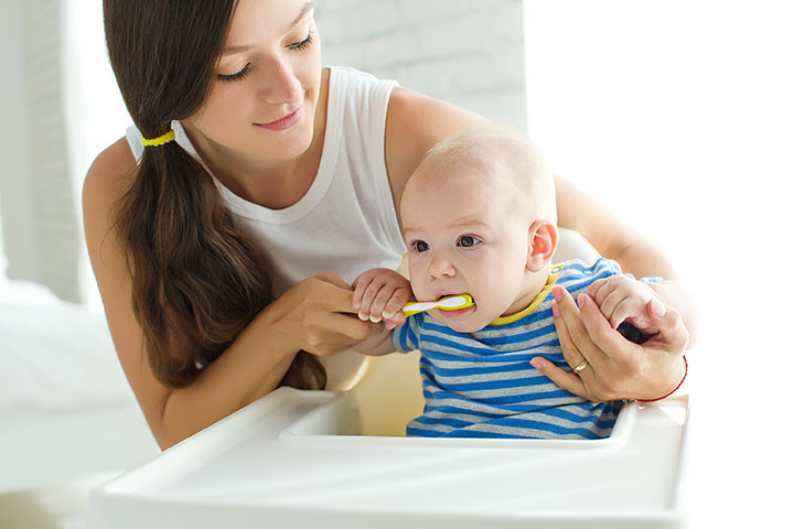 7 Things You Must Do As Soon As Your Baby Starts Teething