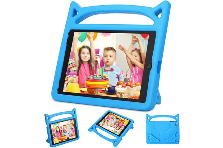 Ubearkk iPad Case For Kids