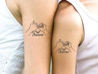35 Unique Mother-Daughter Tattoo Ideas