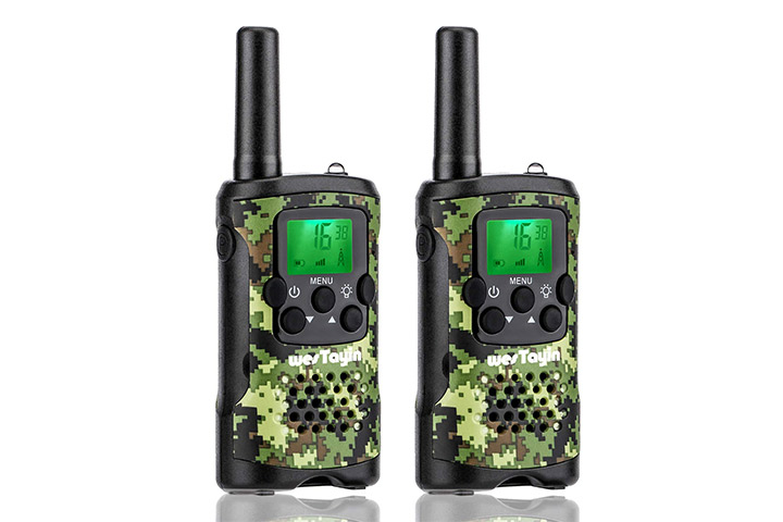 WesTayin Kids Walkie Talkies