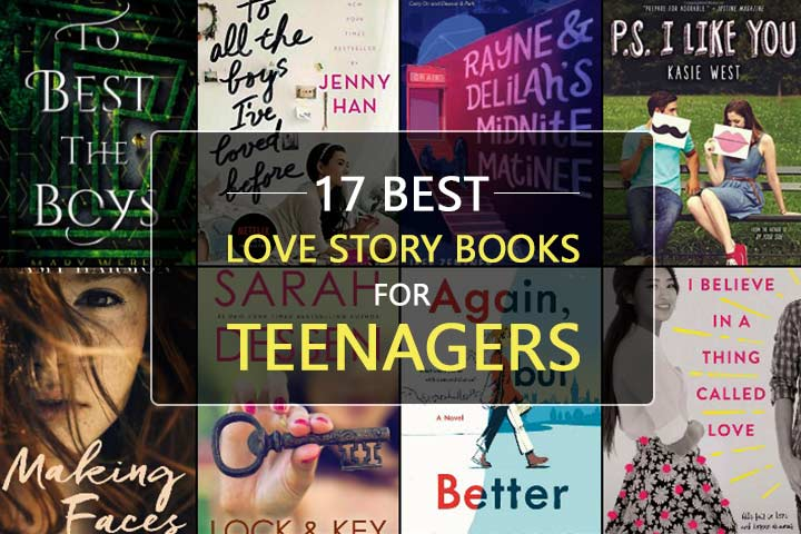 17 Best Love Story Books For Teenagers