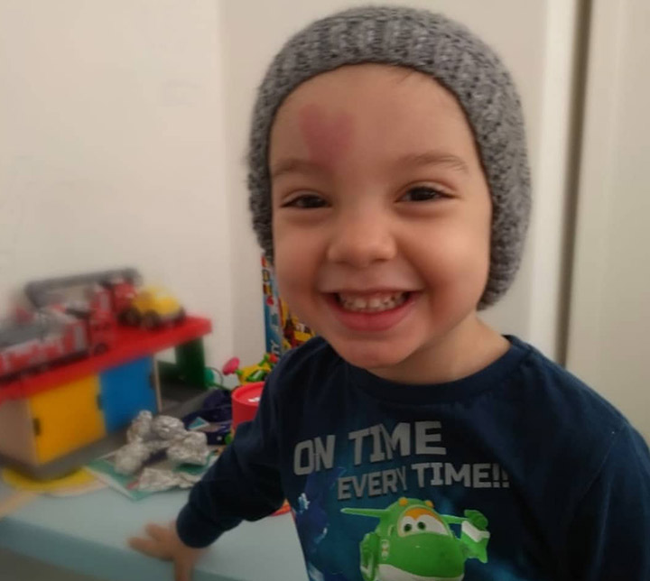 Meet the Baby Born With a Heart-Shaped Birthmark on His Forehead