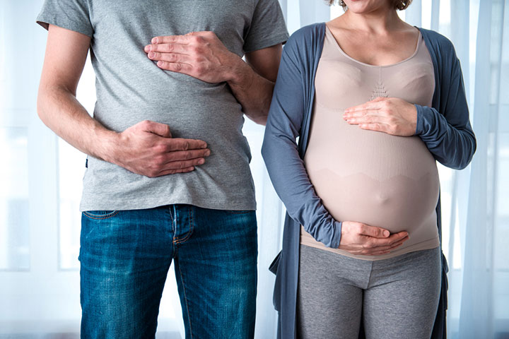 sympathetic pregnancy