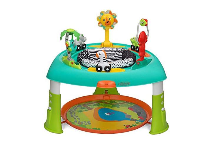 10. Infantino Baby Activity Center