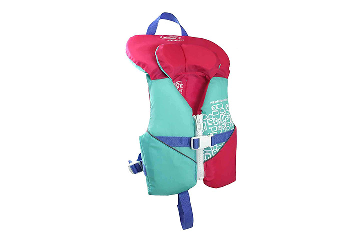 2. Stohlquist Infant and Toddler Life Jacket