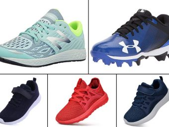 21 Best Sports Shoes To Buy For Kids In 2020