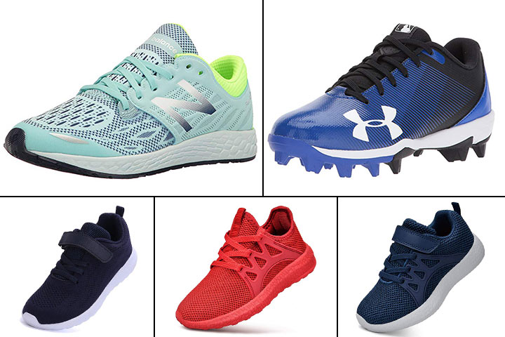 21 Best Sports Shoes To Buy For Kids In 2019