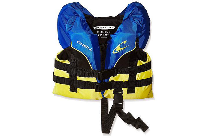 3. O'Neill Infant Superlite Life Vest