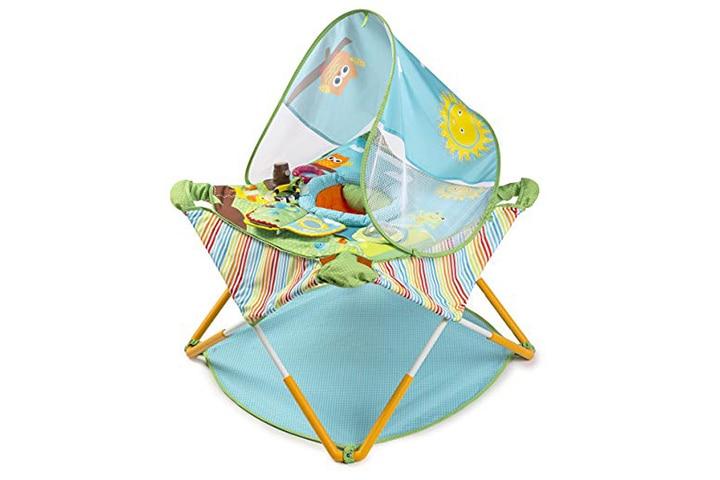 4. Summer Infant Portable Activity Center