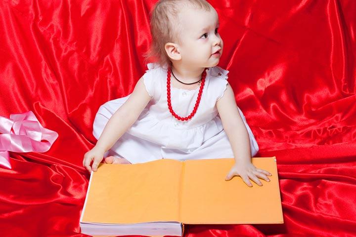 5. Baby's ABC book