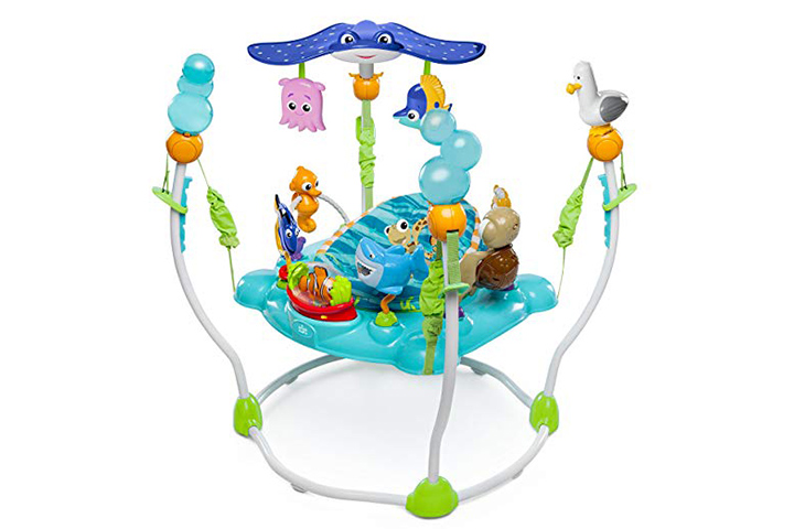 7. Disney Baby Finding Nemo Jumper Activity Center
