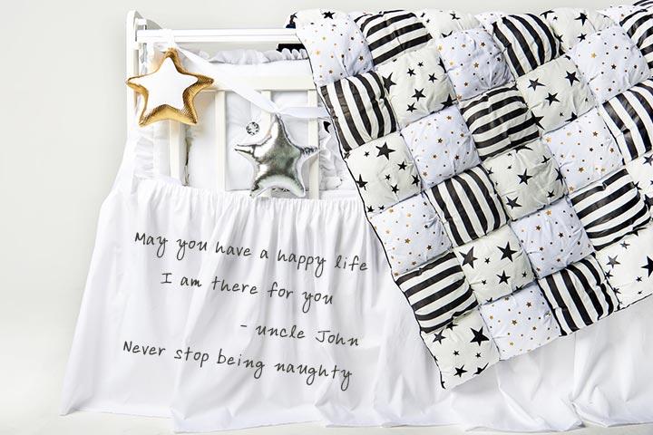A wishful quilt