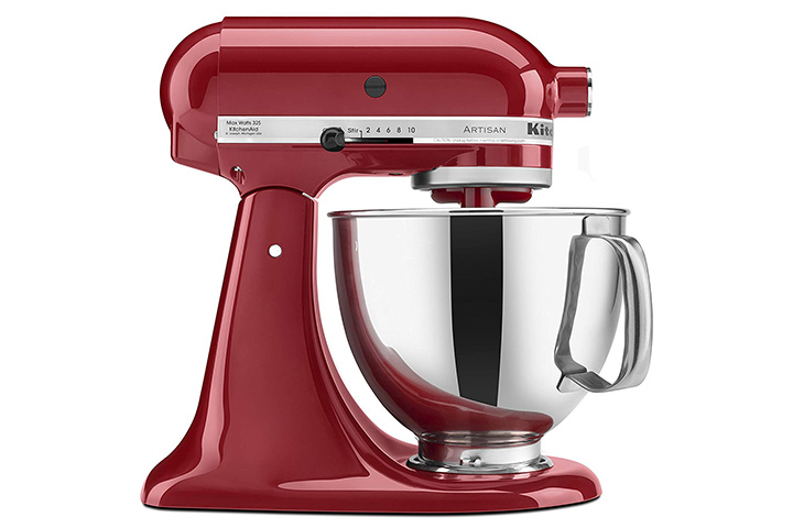 Artisan head stand mixer