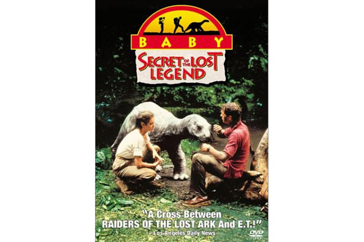 Baby Secret of the Lost Legend