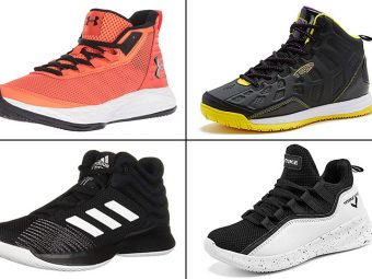 11 Best Basketball Shoes to buy for kids in 2019