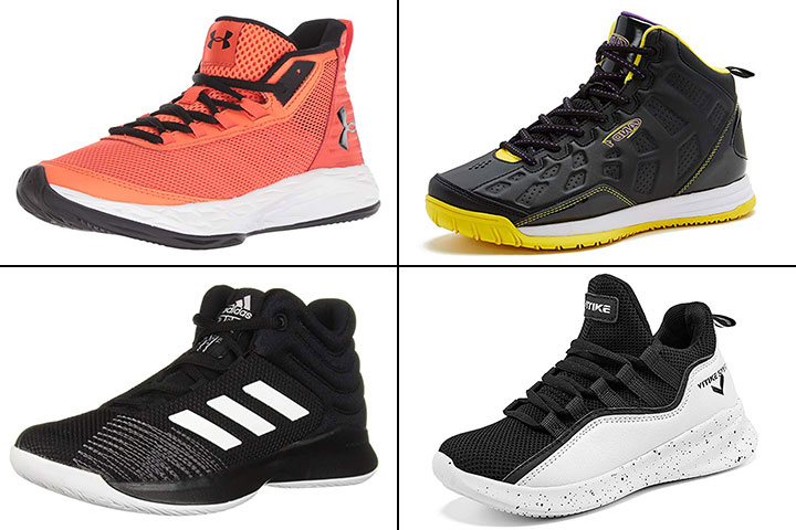 Basketball Shoes to buy for kids in 2019