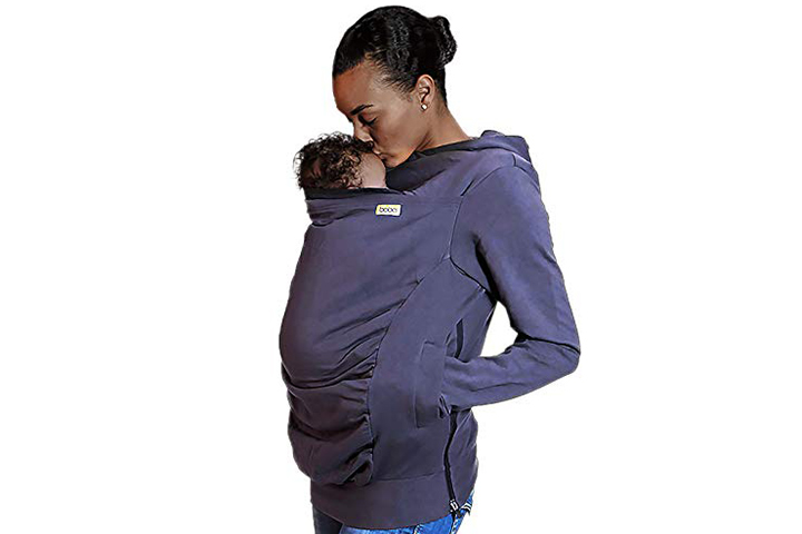 Boba Baby Carrier Hoodie