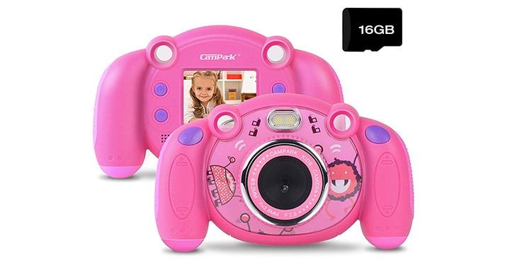 Campark Kids Camera HD Digital
