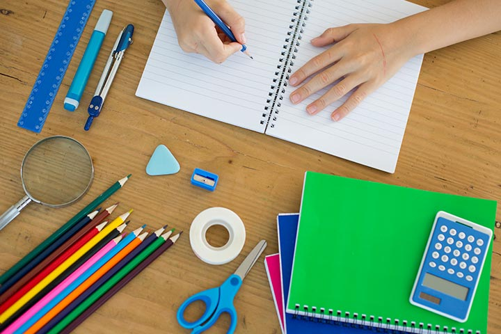 Choosing the right stationery
