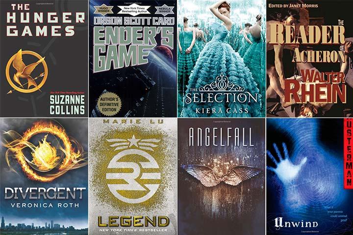 Dystopian Novels For Teens