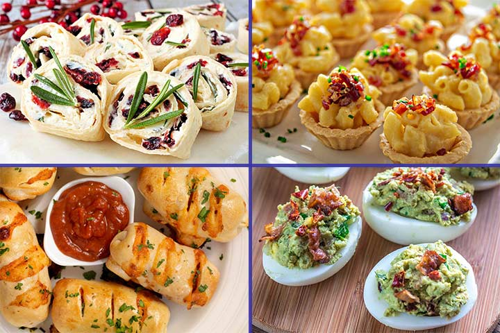 20 Easy To Make Baby Shower Food Ideas