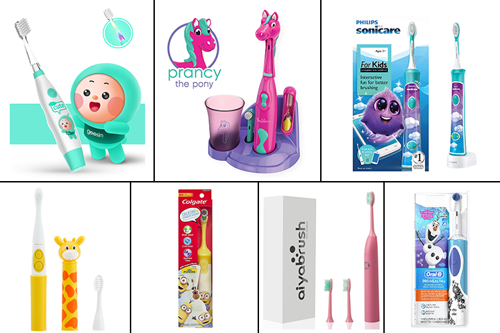 Electric Toothbrushes For Kids