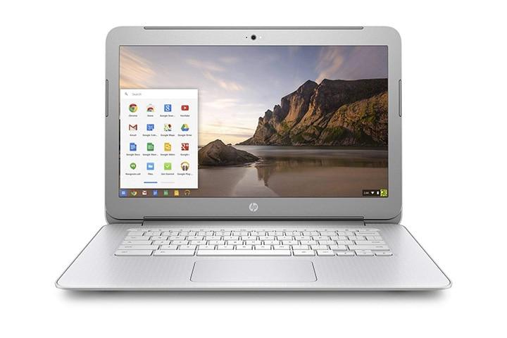 HP 14-inch Chromebook HD SVA