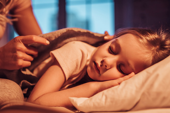 How To Convince A Child To Sleep On Time