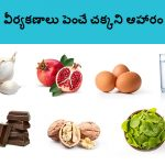 How To Increase Sperm Count In Telugu
