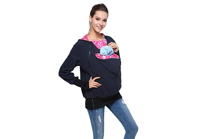 Luckyshop Kangaroo Sweatshirt