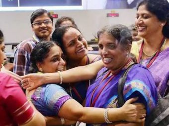 Meet The Women Scientists Who Powered India's Mars Mission