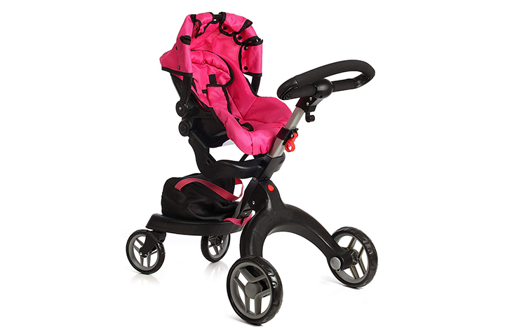 Mommy & Me Doll Collection SoCutie Doll Stroller