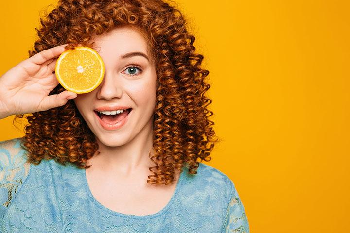Noodle/ crochet curls