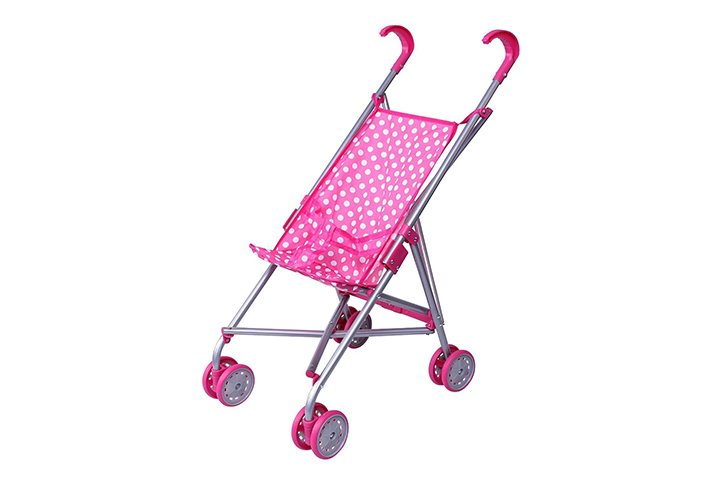 Precious Toys Foldable Doll Stroller