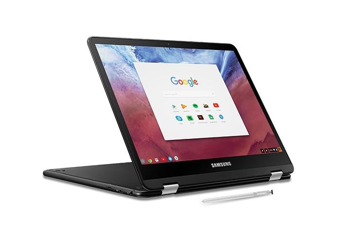Samsung Chromebook Pro Convertible