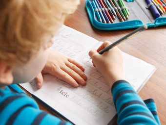 11 Simple Tips To Improve Your Child's Handwriting